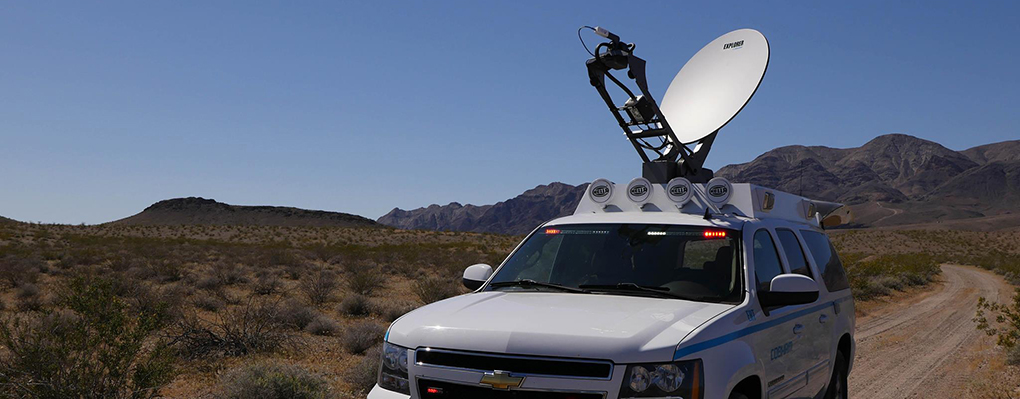 Land-Vehicle-Explorer-7100-VSAT